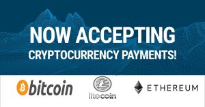 Cypto Payments Accepted